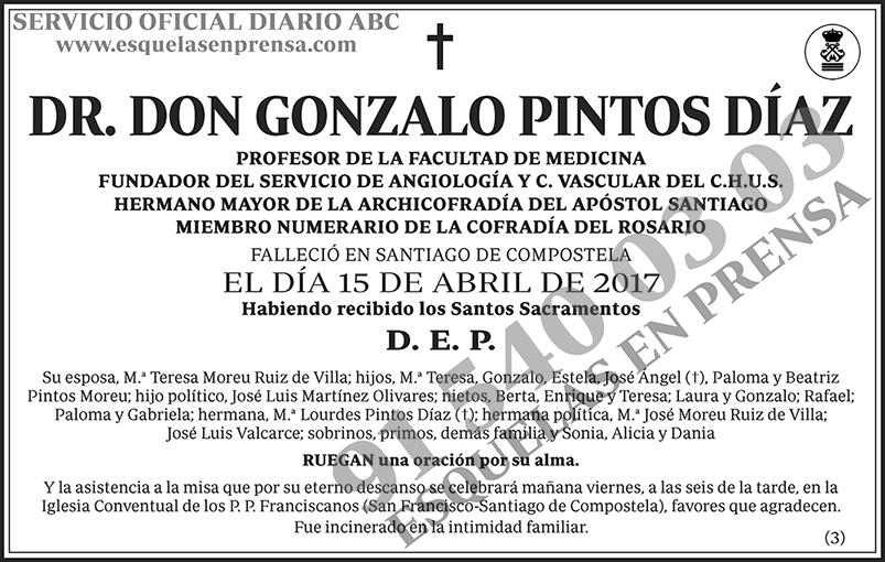 Gonzalo Pintos Díaz